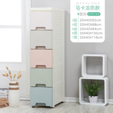 Wide Slot Storage Cabinet