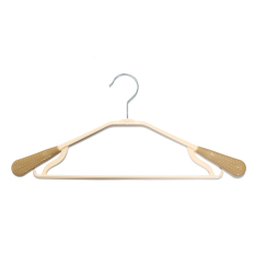 Compare Price Plastic Traceless Hanging Hanger Clothes Rack Oem On China
