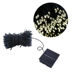 200 LED Outdoor Solar Power String Light Home Garden Decorative Lamp Warm White - intl