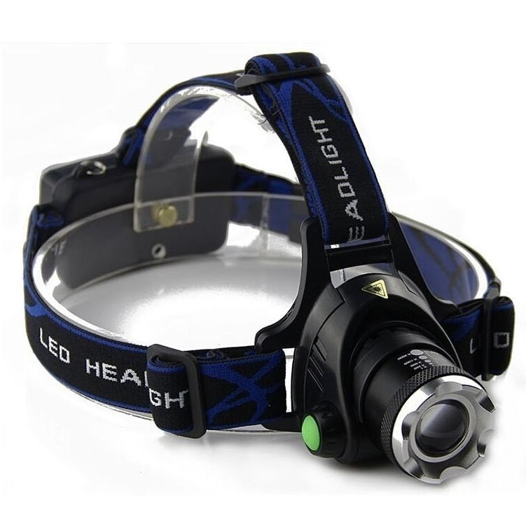 2000Lm Led Cree Xml T6 Zoomable Headlamp 3 Mode Headlight Flashlight Head Torch Lamp Ligh Headlamps Intl Review