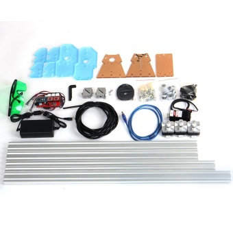 2000mw 65x50cm Area Laser Engraving Cutting Wood Machine Printer Kit Desktop