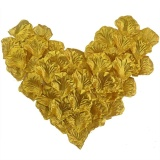Sale 2000Pcs Silk Rose Petals Artificial Flower Petals Wedding Decorations For Party Favor (Gold) Intl Oem Online