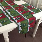 Christmas Table Christmas Tree Cloth Art Crafts Online