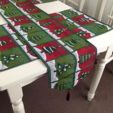 Cheap Christmas Table Christmas Tree Cloth Art Crafts