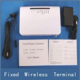 Sale New Gsm Gateway Fixed Wireless Terminal For Sim Card Connect Home Desk Phone Line Burglar Alarm System To Make Phone Call Intl Qbyyy Wholesaler