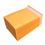 Buy 20 50 100Pcs 18X23Cm Kraft Bubble Mailers Padded Paper Envelopes Wholesale Free Ship Intl Cheap China