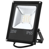 Discount 20W 1800Lm 360 Degrees Microwave Induction Led Flood Light Oem On China