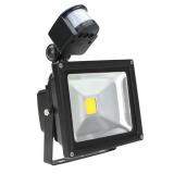 Sale 20W Garden Outdoor Ip65 Pir Motion Sensor Led White Flood Light Security Lamp Oem On China