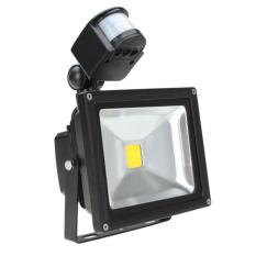 Sale 20W Garden Outdoor Ip65 Pir Motion Sensor Led White Flood Light Security Lamp On China