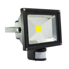 Sale 20W Ip65 1800Lm Pir Infrared Body Motion Sensor Security Led Flood Light 85 265V Cool White Export Intl Not Specified