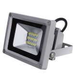 Discount 20W Ip65 High Power Led Flood Wash Light Garden Outdoor Lamp 18Leds Floodlight Pure White Oem On China