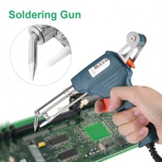 Price Comparisons Of 220V 60W Portable Automatic Send Tin Electrical Soldering Iron Welding Tool Intl