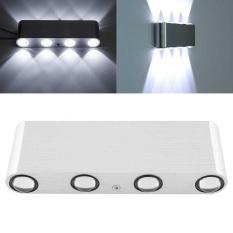 220V IP43 8 LED Wall Light Indoor Aisle Corridor Lamp Living Room Lamp Light - intl Singapore