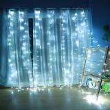 How Do I Get 224Led Curtain Light Festival Decorative Light Christmas Tree Party String Light Eu Intl