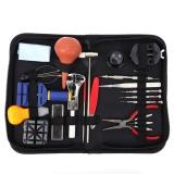 Get Cheap 22Pcs Watch Repair Tool Kit Opener Spring Bar Tool Set Watch Link Remover Intl