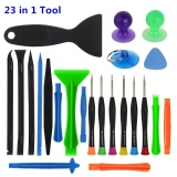 Compare 23 In 1 Laptop Repair Multi Opening Tools Kit Precision Screwdriver Set For Cell Mobile Phone Tablet Pc Intl Prices