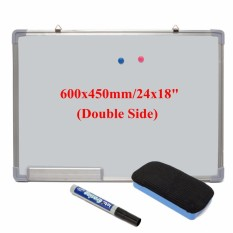 Price Comparisons Of 24 X16 Double Side Magnetic Writing White Board Office Dry Erase Board Eraser Intl