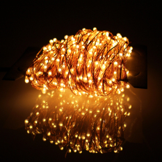 Buy 24M 480 Led Outdoor Led String Lights Warm White Copper Wire Christmas Starry Fairy Lights Power Adapter Warm White Intl Er Chen Online