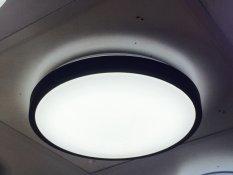Price 24W Round Black Rim Led Ceiling Light Daylight On Singapore