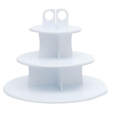 Compare Price 252129106421 3 Tier Cake Pop Lollipop Cupcake Display Stand Tower Holder For Wedding Party Not Specified On Singapore