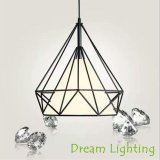 Discount 25Cm Dream Lighting Best Seller Decorative Ceiling Lights Daimond Pendant Light Malaysia