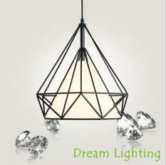 Review 25Cm Dream Lighting Best Seller Decorative Ceiling Lights Daimond Pendant Light Malaysia