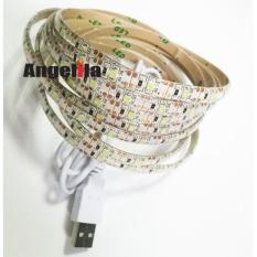 Price 2 5M White Led Strip Lights 3528 Smd Home Decor Lighting Waterproof Intl Angelila