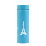 Purchase 260Ml Eiffel Tower Stainless Steel Thermos Mug Thermal Bottle Vacuum Flasks Blue