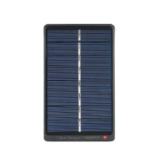 Cheap 2 Aa Aaa Rechargeable Charger Solar Powered Charger 1W 4V Solar Panel For Charging Intl