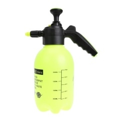 2l Pressure Spray Kettle Flowers Watering Can Gardening Tool - Intl (fluorescent Green) By Crystalawaking.