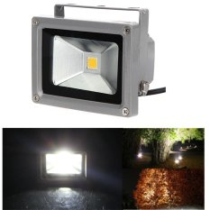 2Pcs 10W Warm White High Power LED Flood Wash Light Lamp Outdoor Waterproof 110-220V - intl
