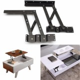Shop For 2Pcs Lift Up Top Coffee Table Lifting Frame Mechanism Spring Hinge Hardware Intl