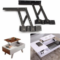 2Pcs Lift Up Top Coffee Table Lifting Frame Mechanism Spring Hinge Hardware Intl Coupon Code