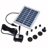 2W 9V Solar Powered Panel Fountain Pond Pool Water Garden Watering Pump Kit Intl For Sale Online