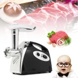 Where To Shop For 3 Cutting Plates Sausage Adaptors Electric Meat Grinder Sausage Maker Filler 220V Intl