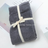Sale 3 Foreign Trade Japanese Style Cotton Soft Absorbent Large Towel Cotton Striped Solid Color Towel Bath Towel Oem Cheap