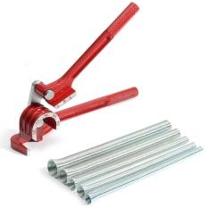 3 In 1 Tube Bender w/ 5PCS Spring Bending Tube For Plumbing Copper Aluminum Pipe - intl