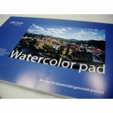 Buy 3 Mubers Of Monjojo A5 Watercolour Pad Landscape 20 Sheets 220Gsm Cold Pressed Cheap Singapore