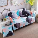 Buy 3 Seater Floral Stretch Chair Sofa Loveseat Couch Protect Full Cover Slipcover Intl
