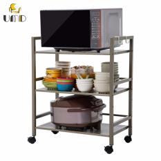 Store 3 Tier Kitchen Storage Rack Microwave Oven Rack Umd Life On Singapore