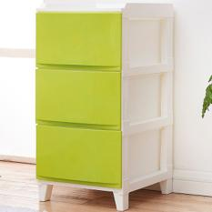 3 Tiers Tiffany Storage Drawers (Plastic Storage)