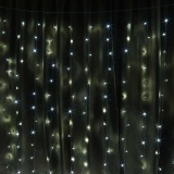 Buy 300 Led 3Mx3M String Curtain Fairy Lights Christmas Party Wedding Garden Decor Intl