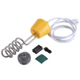 Buy 3000W 220V Stainless Steel Electric Floating Immersion Heater Boiler Water Heating Element 2M Intl Cheap On China