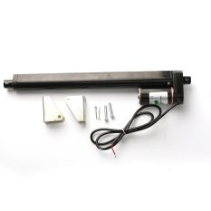 Price 300Mm 225Lbs 900N Linear Actuator Miniature Electric Putter 2 Mounting Brackets Intl Oem Online