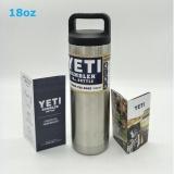 Discount 304 Stainless Steel Yeti Rambler Tumbler 18 Oz Yeti Coolers Cars Beer Mug Large Capacity Mug 18 Oz Intl China