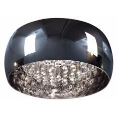 30900 Chrome Crystal Pendant Light 6 x 42W E14