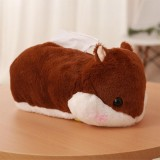 Where To Shop For 30Cm Cute Hamster Soft Plush Paper Towel Box Home Decor Tissue Box Intl