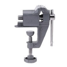 30mm Mini Table Vice Bench Clamp Screw Vise For Diy Craft Electric Drill - Intl By Crystalawaking.