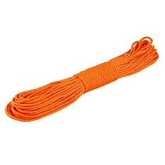 31m Reflective Paracord Parachute Cord Lanyard Tent Rope 7 Strand Core Orange By Stoneky.