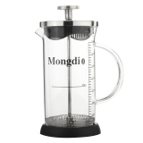 Top Rated 350Ml French Press Tea Coffee Maker Cafetiere Cup Frame Heat Resistant Glass Pot Intl